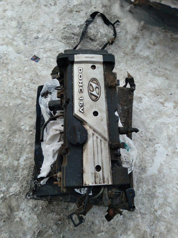 Двигатель Hyundai Accent LC/LC2 G4EC 2008 (б/у)