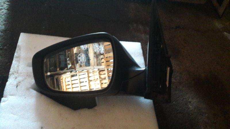 Зеркало Hyundai Solaris G4FC 2012 переднее левое (б/у)
