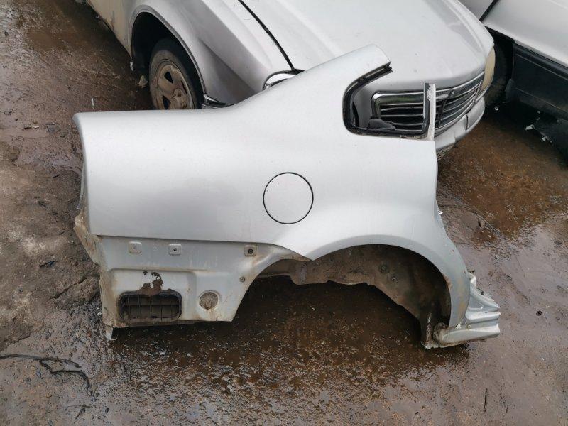 Крыло Volkswagen Passat B5+ ATQ 2001 заднее правое (б/у)