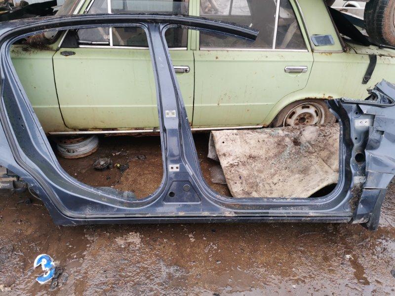 Порог Opel Corsa D Z14XEP 2008 правый (б/у)