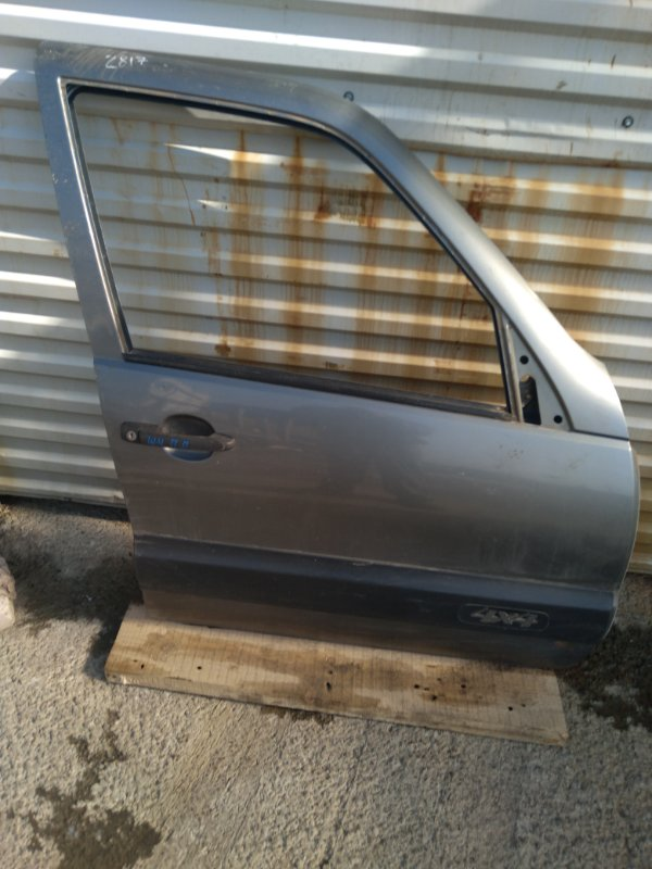 Дверь Chevrolet Niva 2123 2007 передняя правая (б/у)