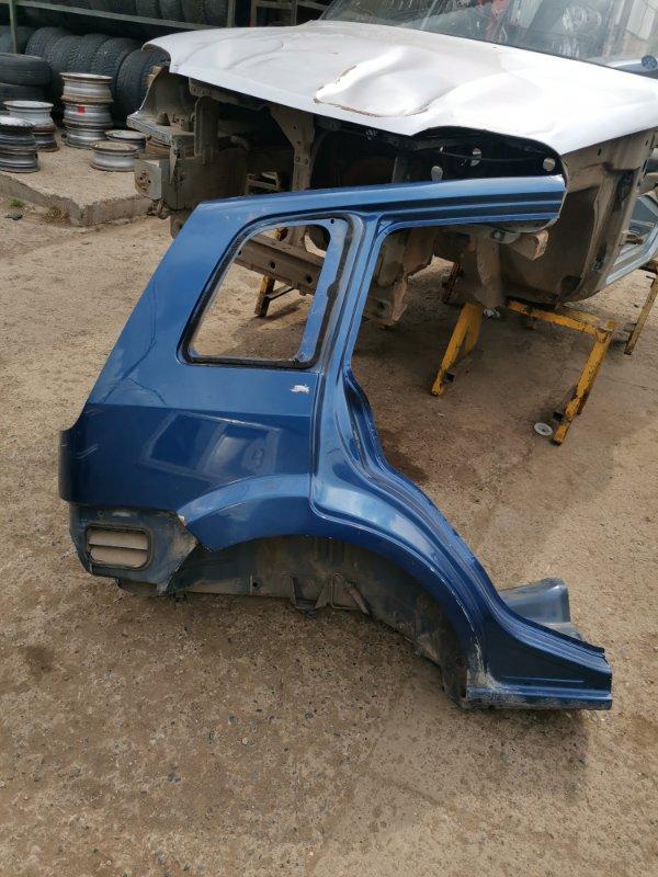 Крыло Ford Fusion FYJA 2008 заднее правое (б/у)