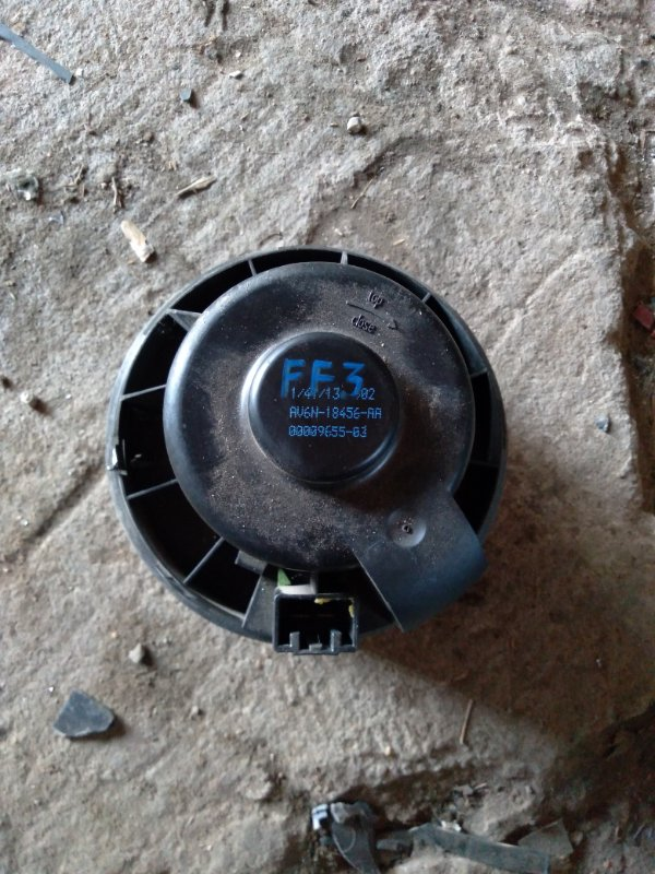 Мотор печки Ford Focus 3 XTDA 2012 (б/у)