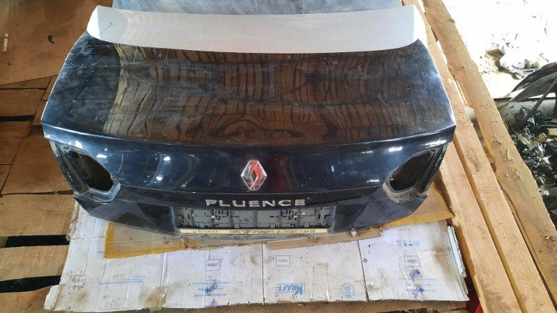 Дверь багажника Renault Fluence (б/у)