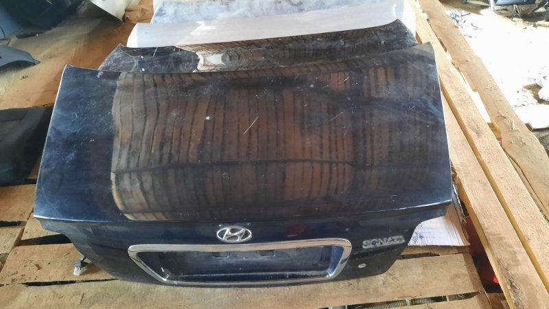 Крышка багажника Hyundai Sonata (б/у)