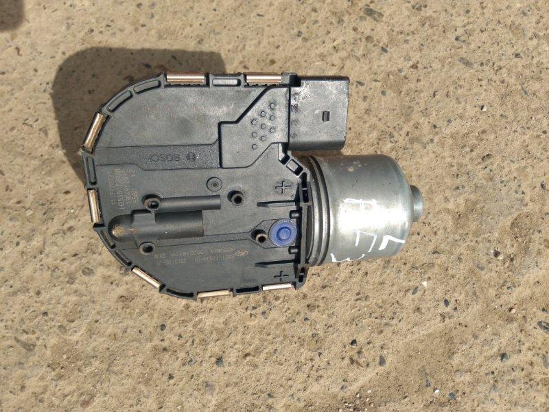 Мотор дворников Ford Focus 3 XTDA 2012 передний правый (б/у)