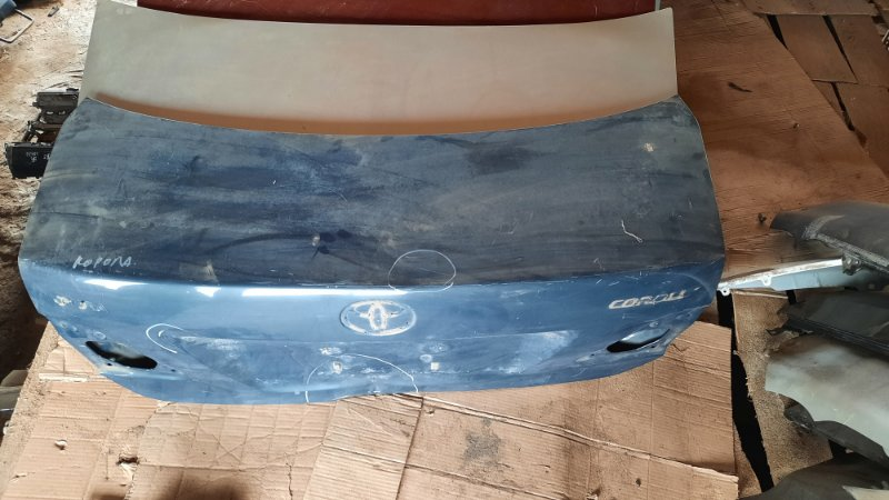 Крышка багажника Toyota Corolla 150 (б/у)