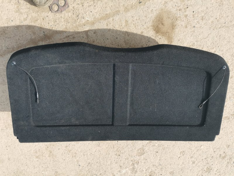 Полка багажника Hyundai I30 G4FC 2010 (б/у)