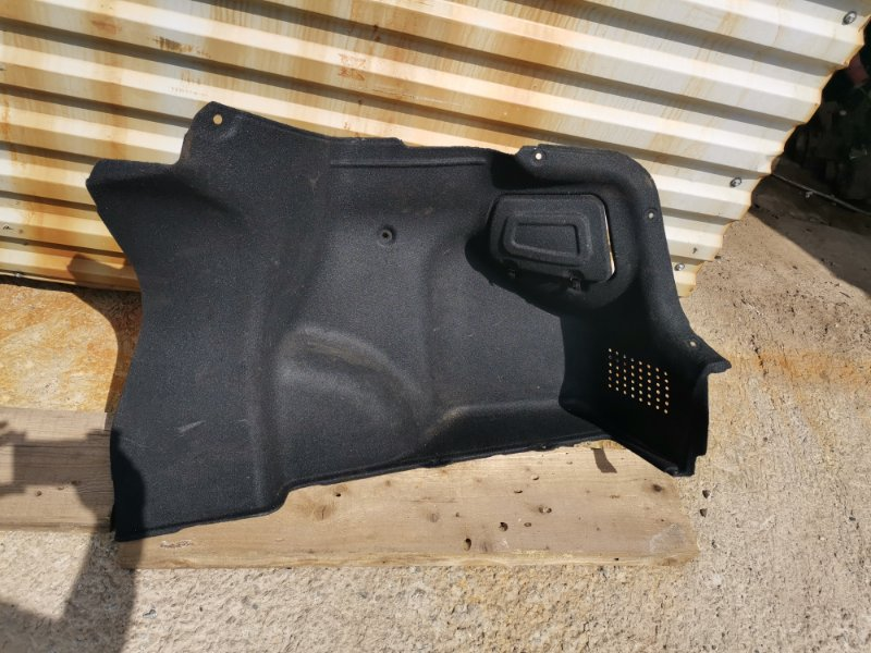 Обшивка багажника Kia Rio 3 G4FC 2015 правая (б/у)