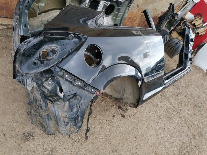 Крыло Opel Astra H Z16XER 2010 заднее правое (б/у)