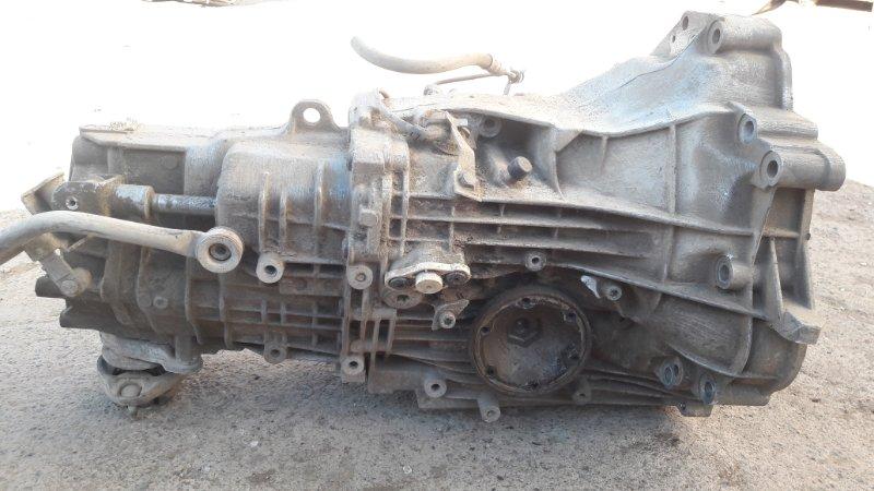 Мкпп Audi A4 B7 ALZ 2006 (б/у)