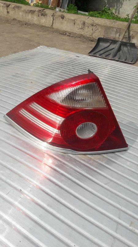 Фонарь Ford Mondeo 3 B5Y CJBA 2008 задний левый (б/у)