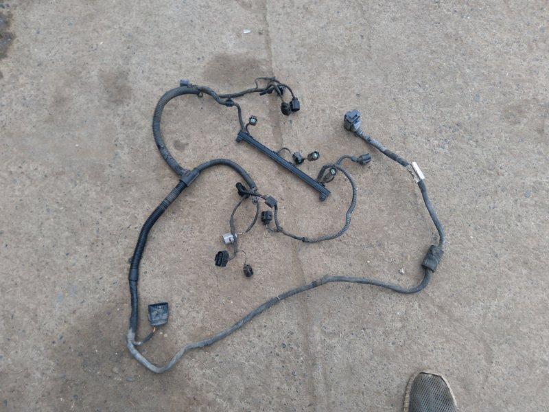 Жгут мозговой проводки Skoda Octavia A5 BSE 2008 (б/у)