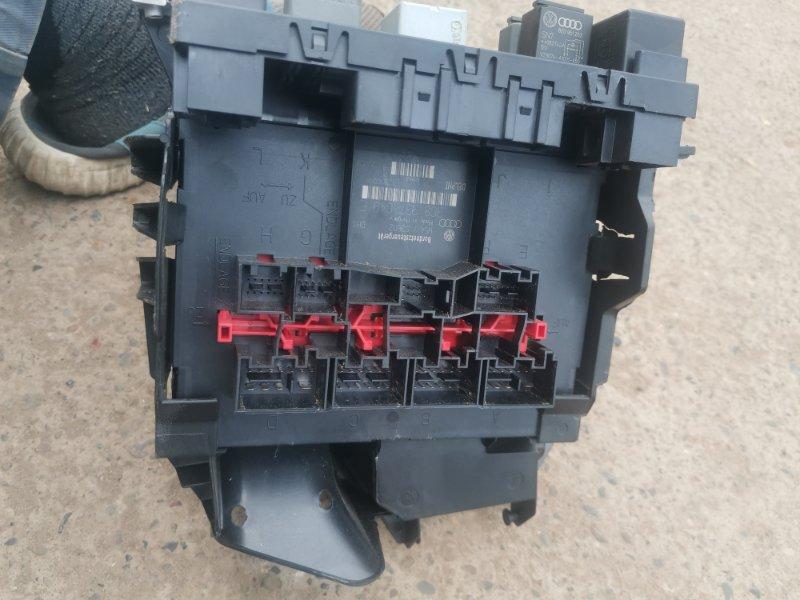 Блок предохранителей Skoda Octavia A5 BSE 2008 (б/у)
