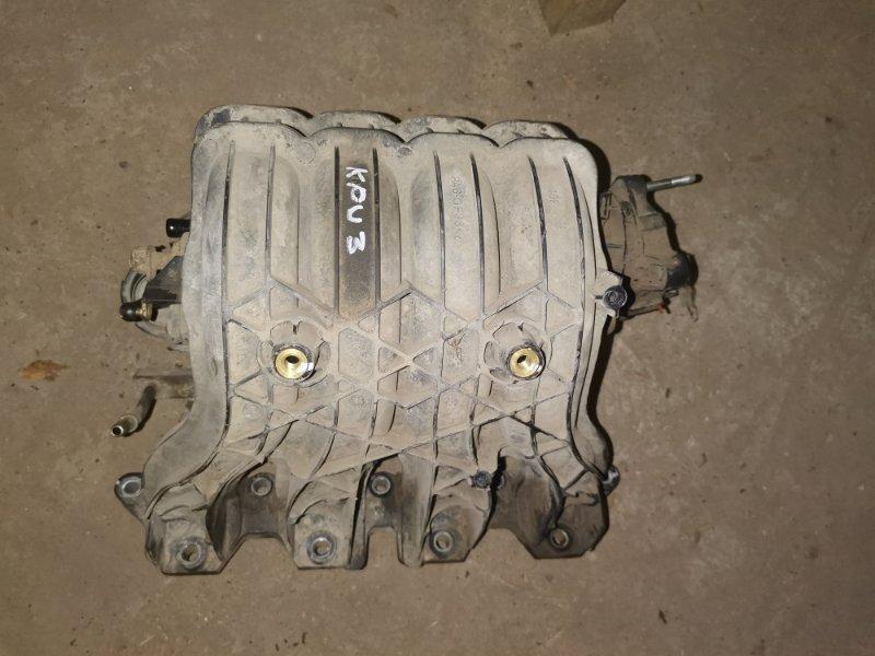 Коллектор впускной Chevrolet Cruze J300 F16D3 (б/у)