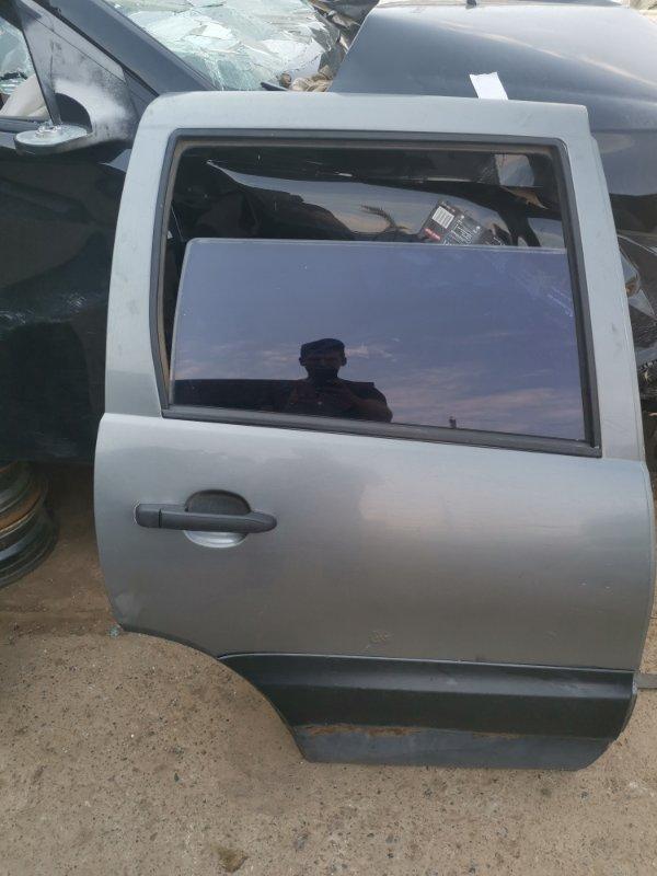 Дверь Chevrolet Niva 2123 2007 задняя правая (б/у)