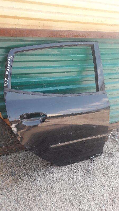 Дверь Kia Picanto задняя правая (б/у)