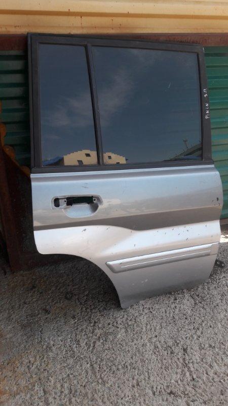 Дверь Mitsubishi Pajero Pinin задняя правая (б/у)