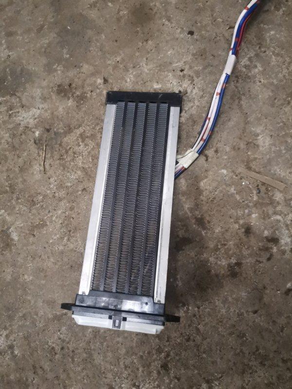 Дополнительный радиатор отопителя Toyota Corolla 150 1ZR-FE 2008 (б/у)