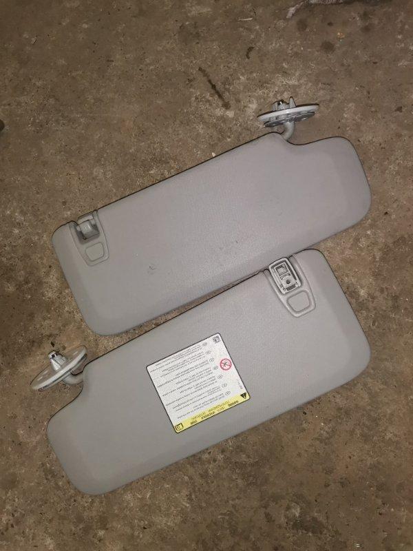 Козырек солнцезащитный Chevrolet Cruze J300 F16D3 2012 (б/у)