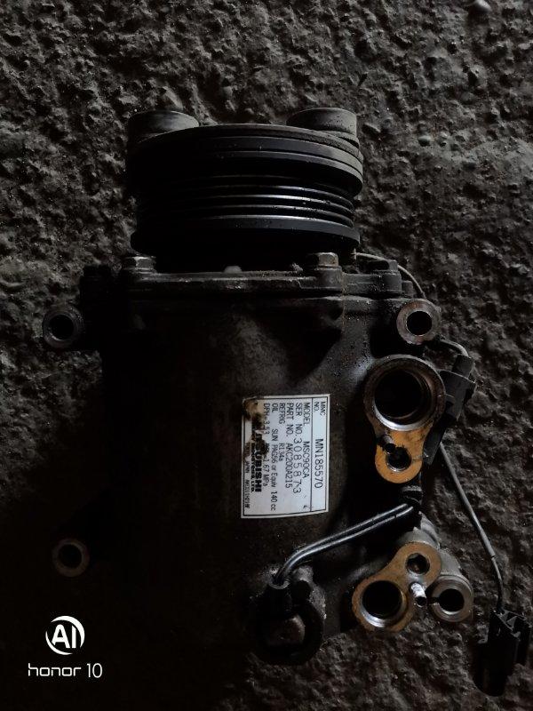 Компрессор кондиционера Mitsubishi Lancer 9 4G18 2005 (б/у)