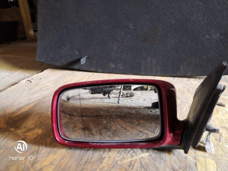 Зеркало Mitsubishi Lancer 9 4G18 2005 левое (б/у)