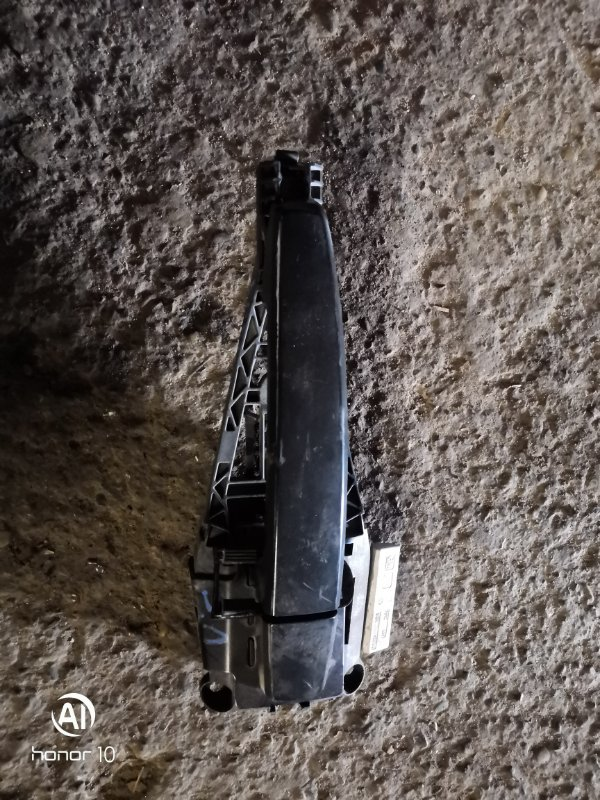 Ручка двери Chevrolet Cruze J300 F16D3 2012 задняя левая (б/у)