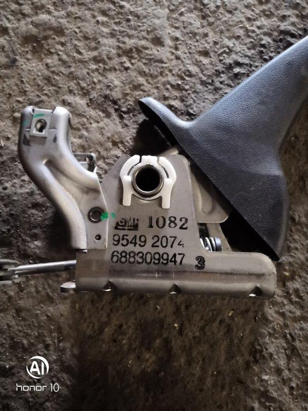 Ручка ручного тормоза Chevrolet Cruze J300 F16D3 2012 (б/у)