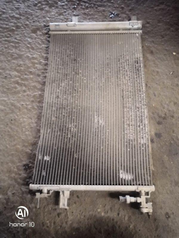 Радиатор кондиционера Chevrolet Cruze J300 F16D3 2012 (б/у)