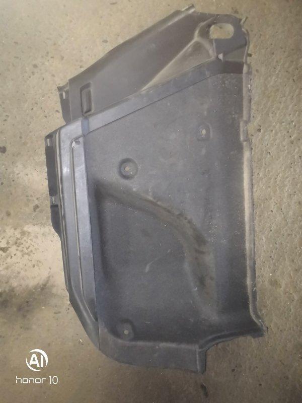 Обшивка багажника Chevrolet Cruze J300 F16D3 2012 (б/у)