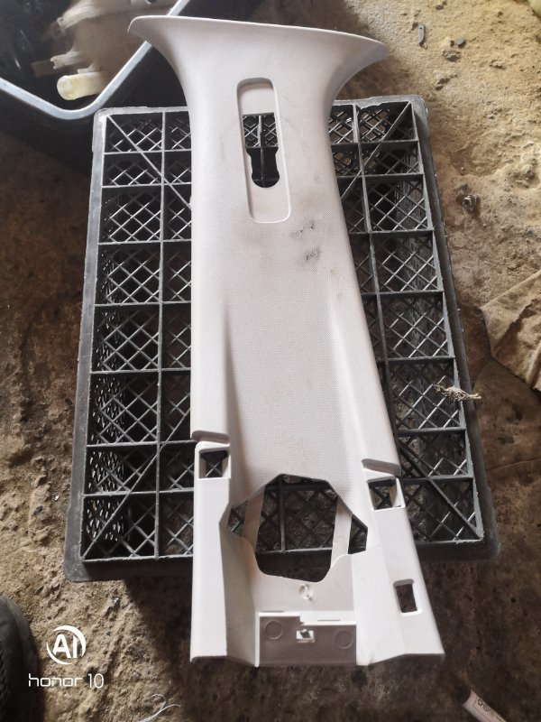 Пластик салона Renault Megan 3 KZ0G/KZOU/KZ1B K4MV838 2015 (б/у)