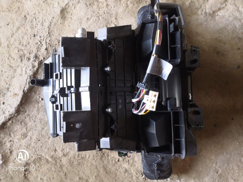 Корпус печки Renault Megan 3 KZ0G/KZOU/KZ1B K4MV838 2015 (б/у)
