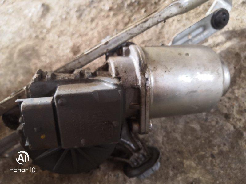 Мотор дворников Renault Megan 3 KZ0G/KZOU/KZ1B K4MV838 2015 (б/у)