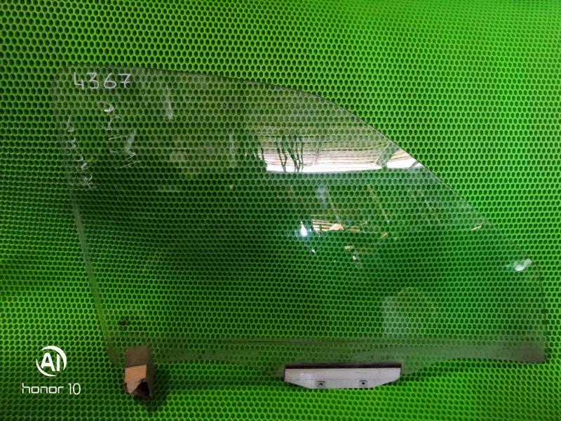 Стекло Daewoo Nexia N150 переднее правое (б/у)