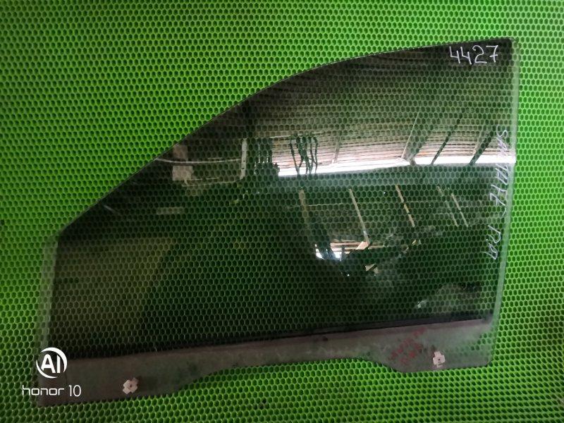 Стекло Hyundai Sonata EF переднее левое (б/у)