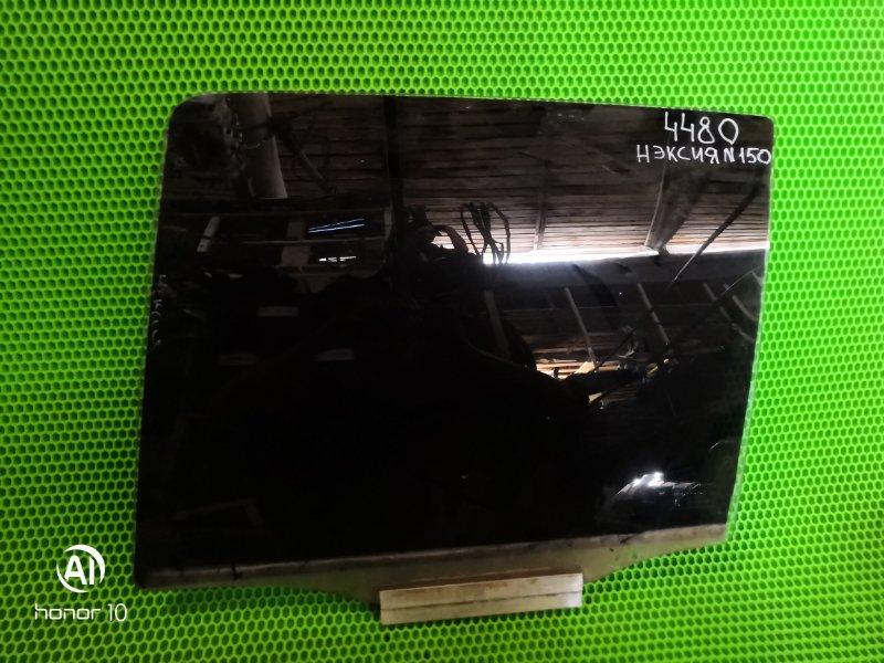 Стекло Daewoo Nexia N150 заднее правое (б/у)