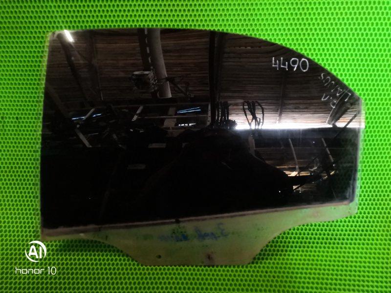 Стекло Chevrolet Lanos заднее левое (б/у)