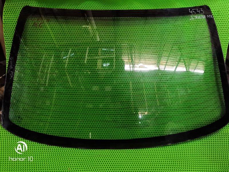 Стекло заднее Geely Mk 2010 заднее (б/у)
