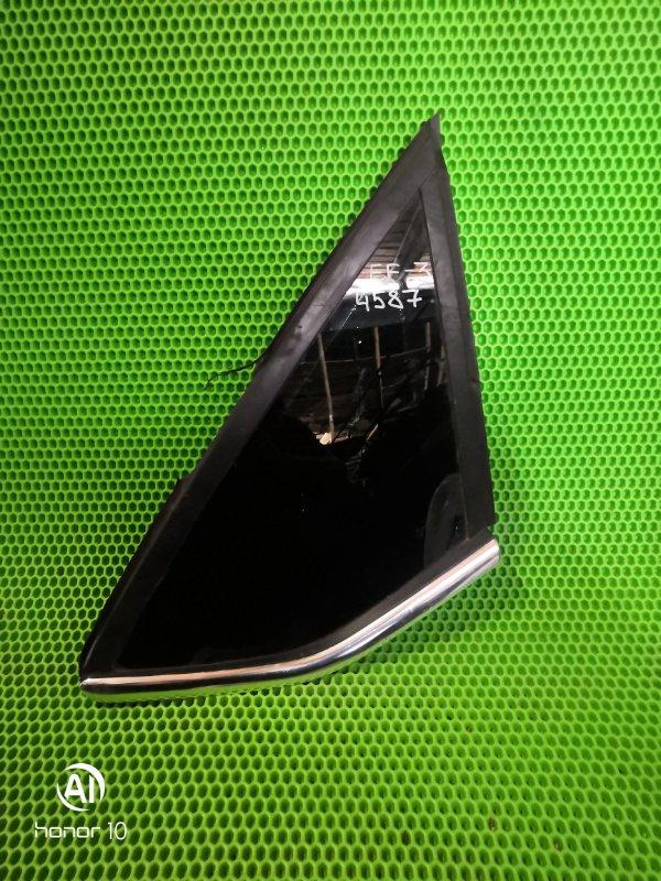 Форточка Ford Ford Focus 3 2013 задняя правая (б/у)