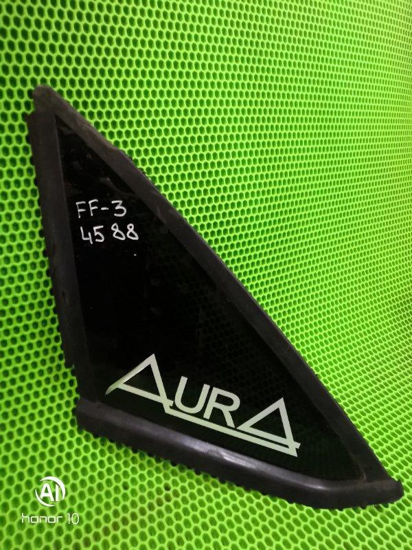 Форточка Ford Ford Focus 3 2012 задняя левая (б/у)