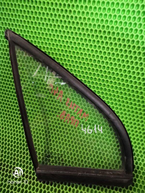 Форточка двери Daewoo Matiz 2008 задняя правая (б/у)