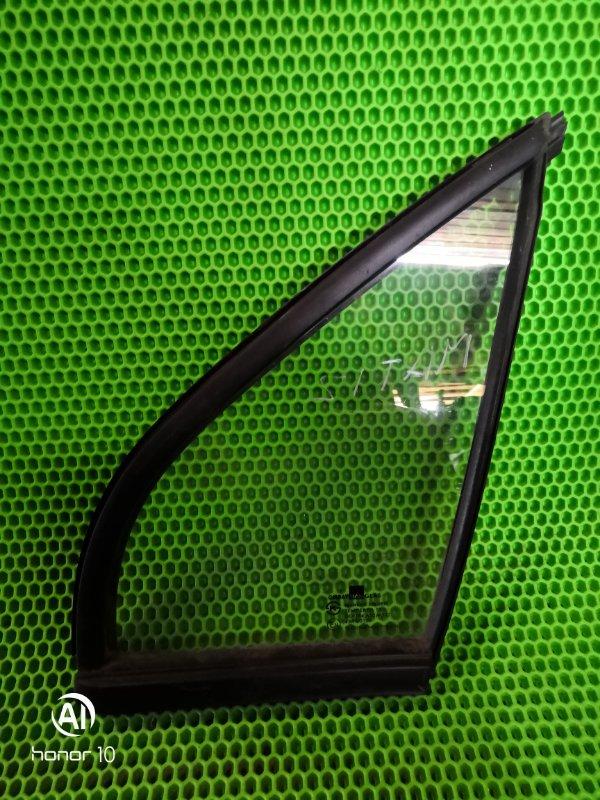 Форточка двери Daewoo Matiz передняя левая (б/у)
