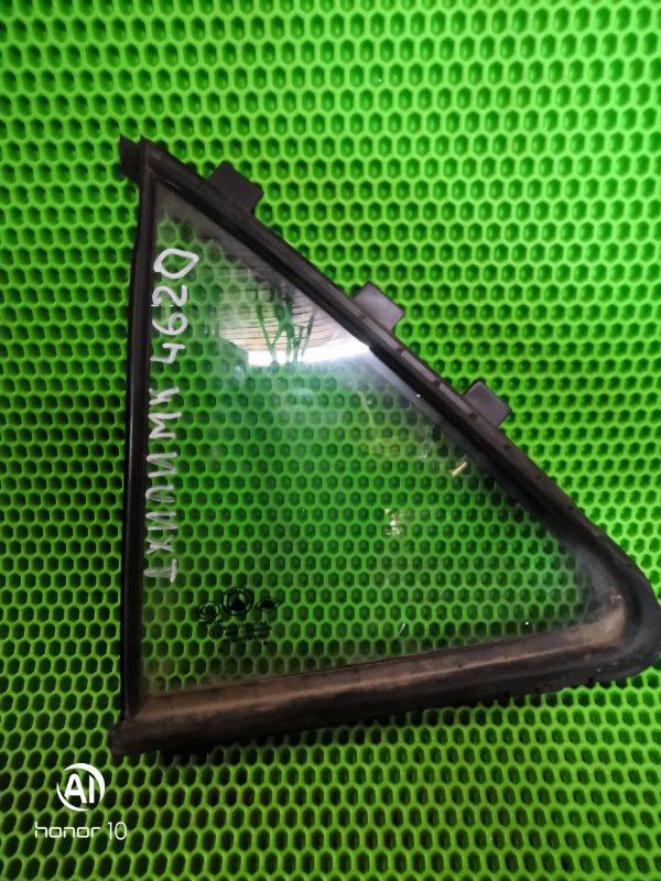 Форточка двери Geely Mk 2010 задняя левая (б/у)