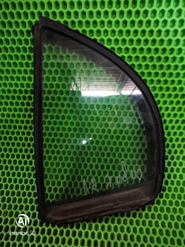 Форточка двери Honda Civic задняя левая (б/у)