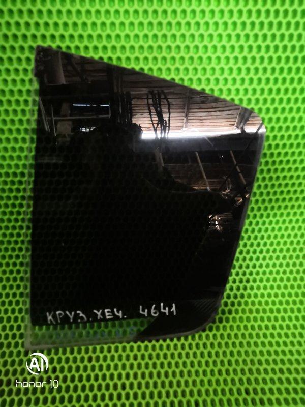 Форточка двери Chevrolet Cruze 2012 задняя левая (б/у)