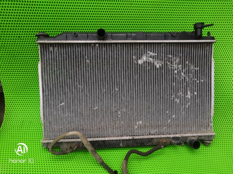 Радиатор двс Nissan Teana J31 VQ23DE 2006 (б/у)