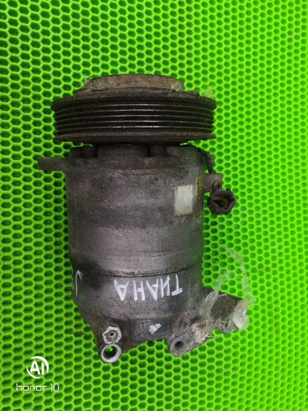 Компрессор кондиционера Nissan Teana J31 VQ23DE 2006 (б/у)