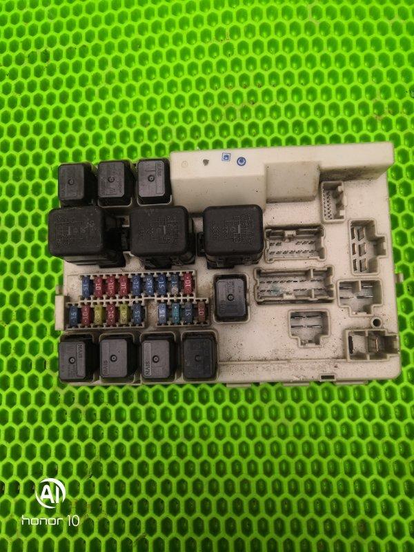 Блок предохранителей Nissan Teana J31 VQ23DE 2006 (б/у)