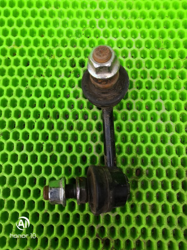 Стойка стабилизатора Nissan Teana J31 VQ23DE 2006 задняя правая (б/у)