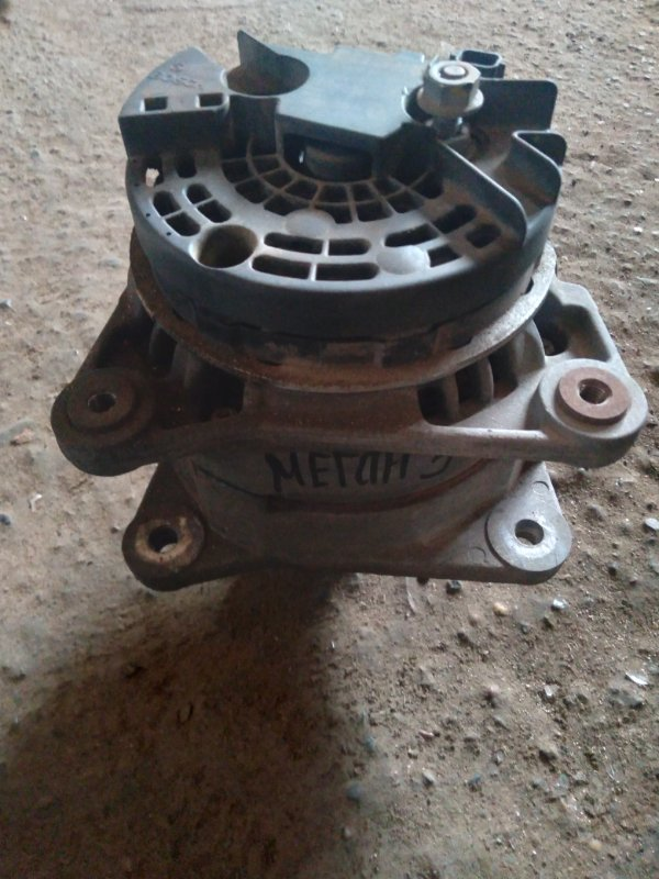 Генератор Renault Megan 3 KZ0G/KZOU/KZ1B K4MV838 2015 (б/у)